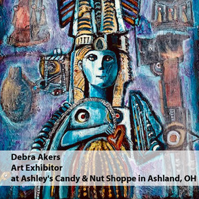 Debra Akers Art Exhibitor