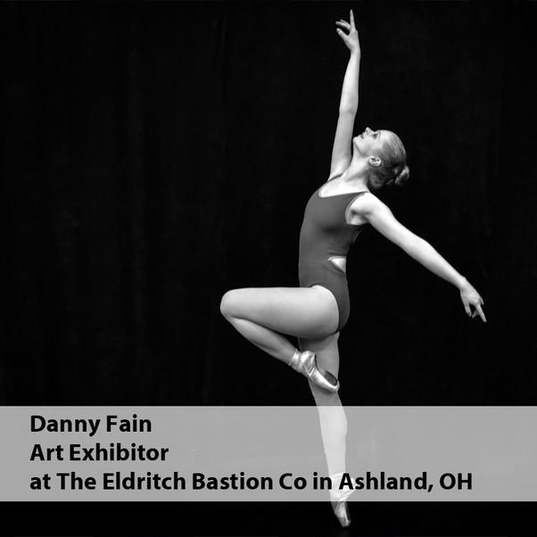 Danny Fain Art Exhibitor