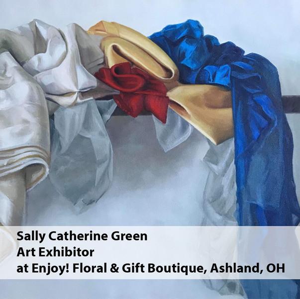 Sally Catherine Green   Art Exhibitor