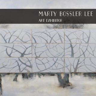 Marty Bossler Lee, painting