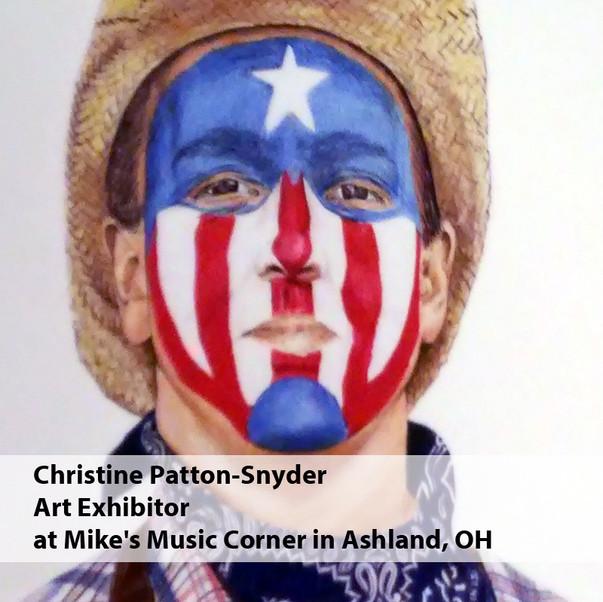 Christine Patton-Snyder Art Exhibitor