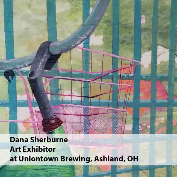 Dana Sherburne Art Exhibitor