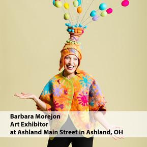 Barb Morejon art exhibitor