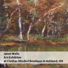 Janet Wells Art Exhibitor