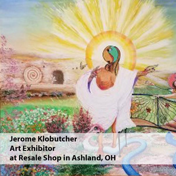 Jerome Klobutcher art exhibitor