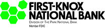 First-Knox National Bank Color with FDIC