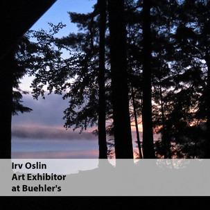 Irv Oslin