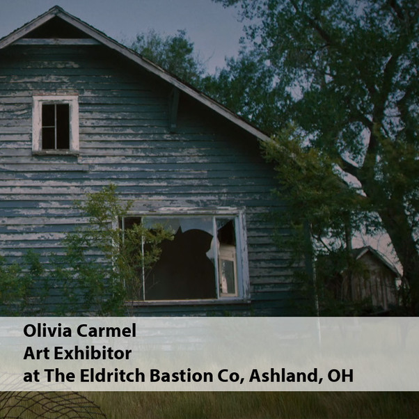 Olivia Carmel Art Exhibitor