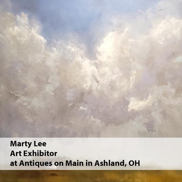 Marty Bossler Lee Art Exhibitor