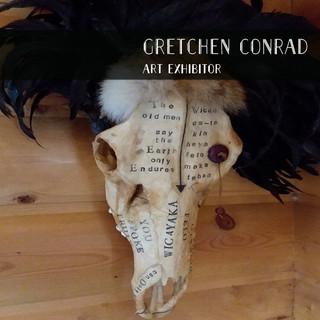 Gretchen Conrad  sculpture