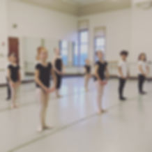 Neos Center for Dance students 1