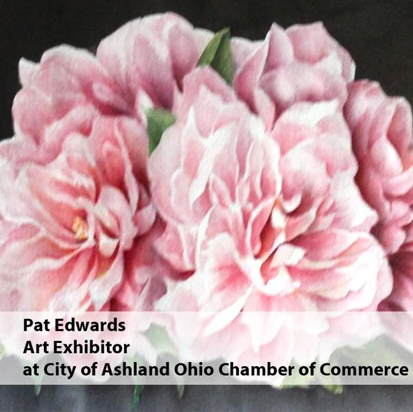 Pat Edwards Art Exhibitor