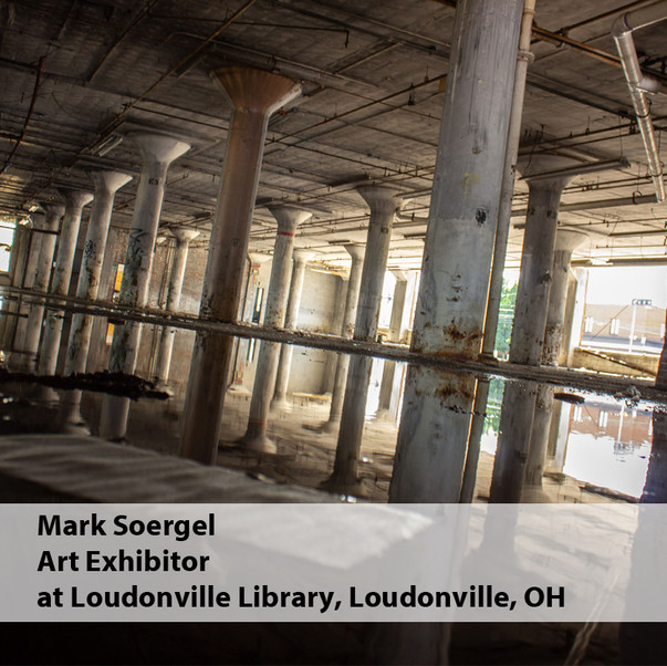 Mark Soergel Art Exhibitor