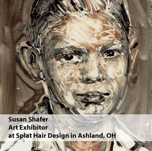 Susan Shafer Art Exhibitor