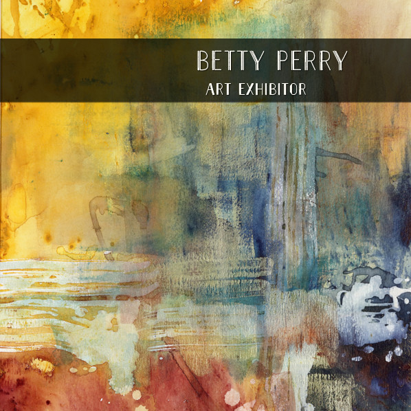 Betty Perry, painting