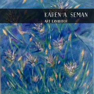 Karen A. Seman, painting