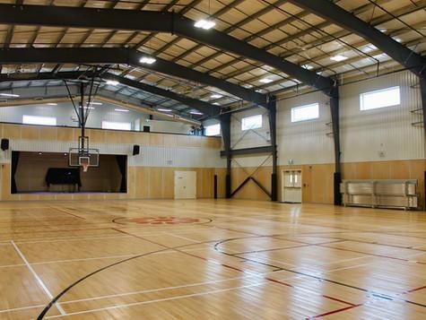 Gymnasium Interior