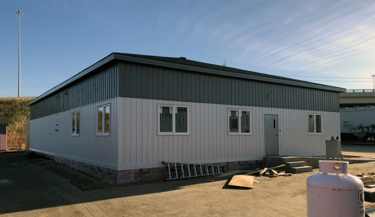Clover Bay General Yard Office