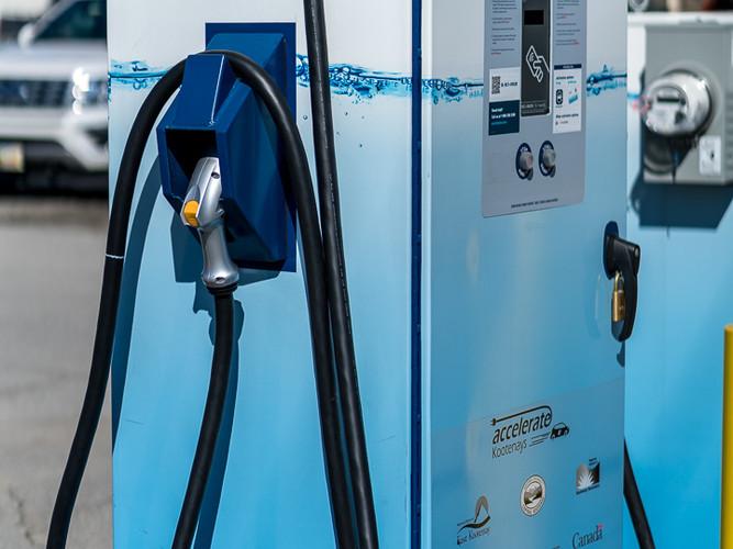 E.V. Charging Stations