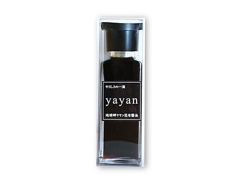 ヤヤン昆布醤油(化粧瓶入り)