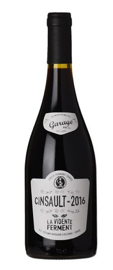 Garage Wine Co single  Ferment Cinsault 2017