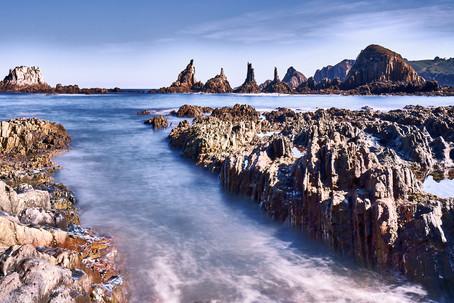 Playa de Gueirúa (Asturias)
