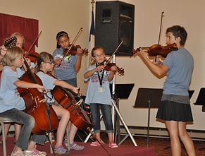 Black Hills String Retreat Suzuki Concert
