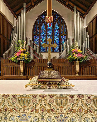 altar and flowers.JPG