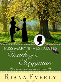 Everly, Riana - Death of a Clergyman, Miss Mary Investigates