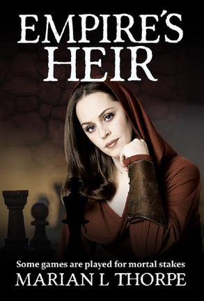 """HFC Editorial Review of """"Empire's Heir"""" by Marian L. Thorpe"""