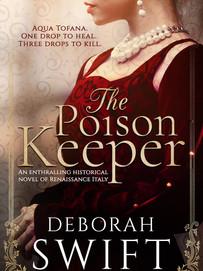 Deborah Swift, The Poison Keeper Cover.jpg