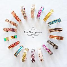 Les Georgettes, Bijouterie Saumur