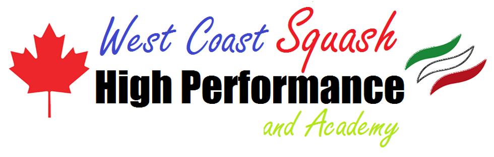 West Coast Squash Hight Performance and