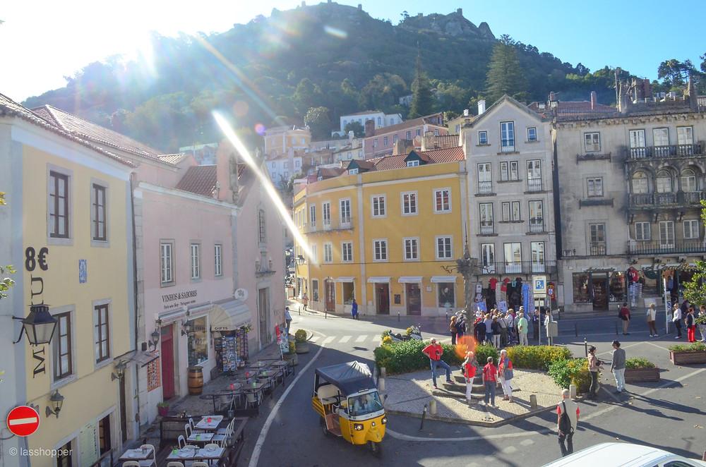 Sintra historic centre