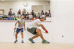West Coast Squash High Performance Vancouver British Columbia SquashBC Academy Chris Binnie Vancouver Racquets Club