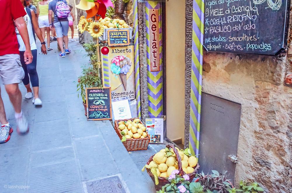 Alleyways of Corniglia