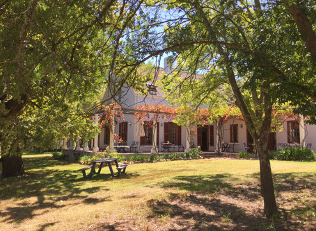 The best accommodation in Stellenbosch -Your home away from home