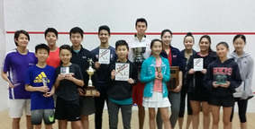 West Coast Squash High Performance - Vancouver