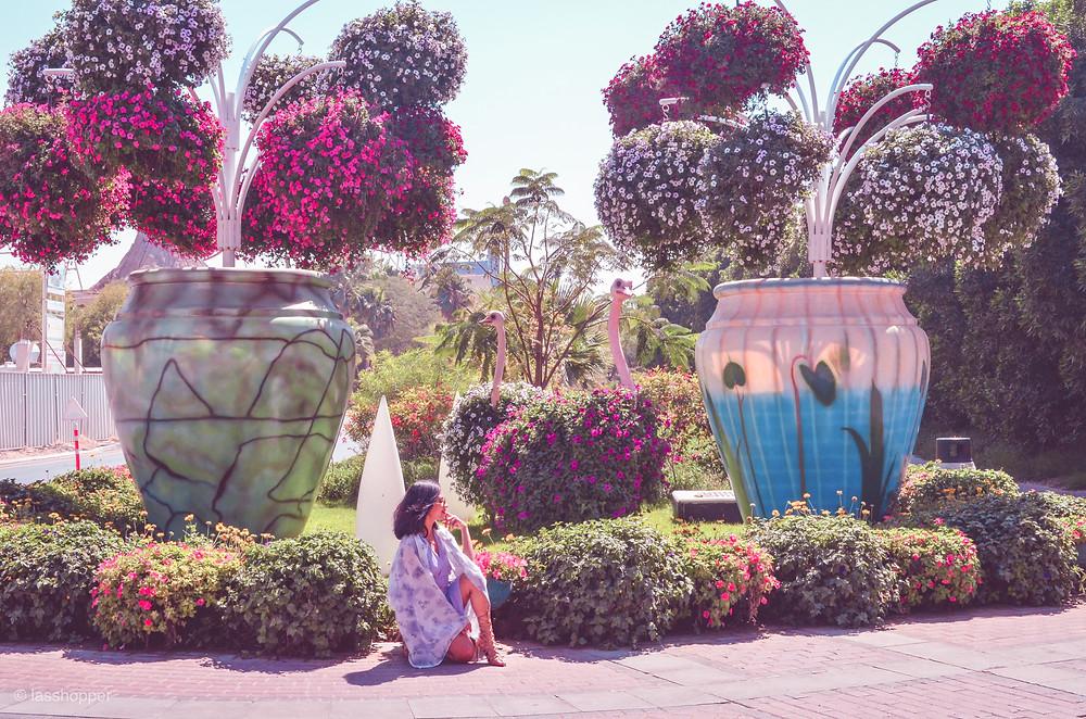 Miracle garden, Dubai