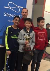 West Coast Squash High Performance - Vancouver