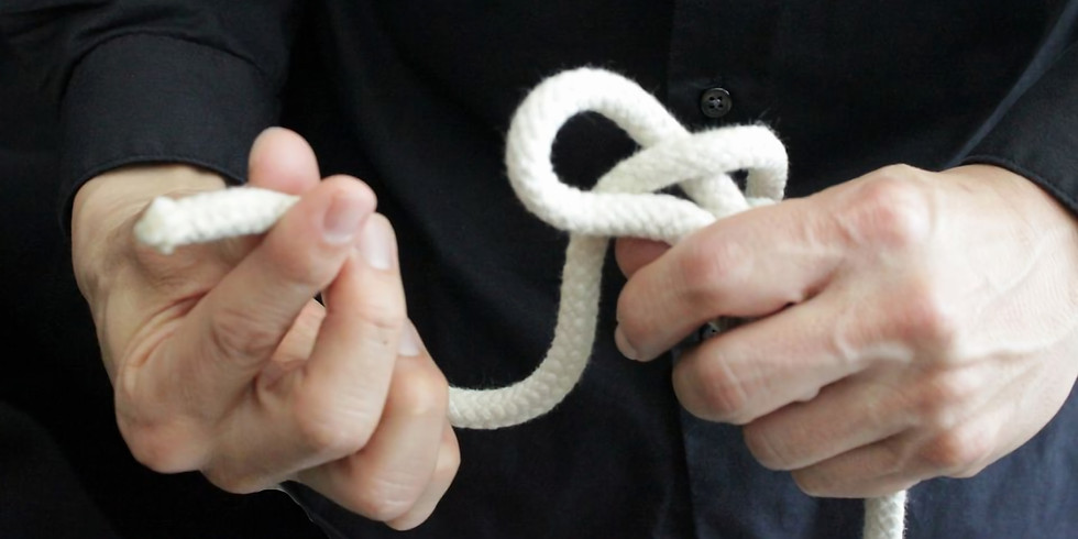 Rope Magic with John Shuttleworth (members only)
