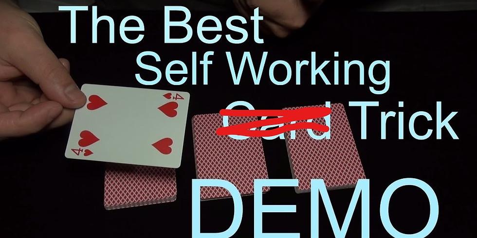 Self Working Tricks (Members Only)