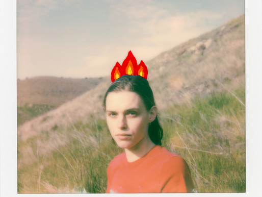 on fire: a photo series