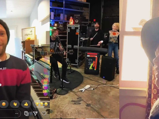 quarantine concerts: the artists livestreaming during COVID-19