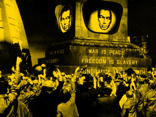 if george orwell's 1984 had a modern soundtrack