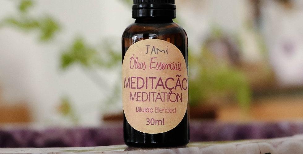 Óleo Meditação 30ml