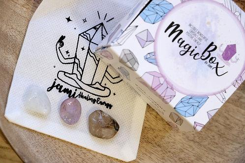 Alivio da Ansiedade e Stress | MagicBox