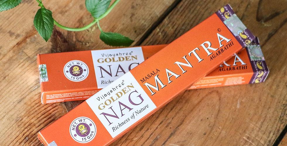 Incenso Nag Mantra 15g
