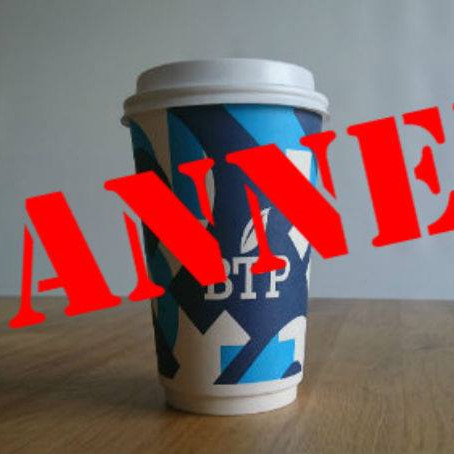 Bans on single use cups are here!