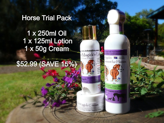 Horse Trial Pack